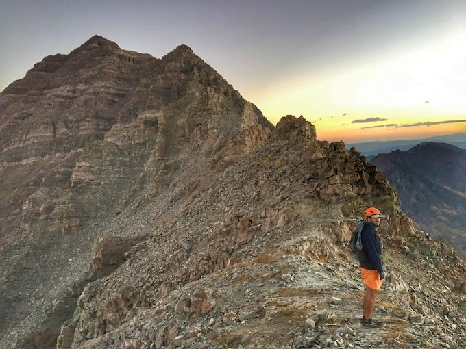 Maroon Peak, 2018