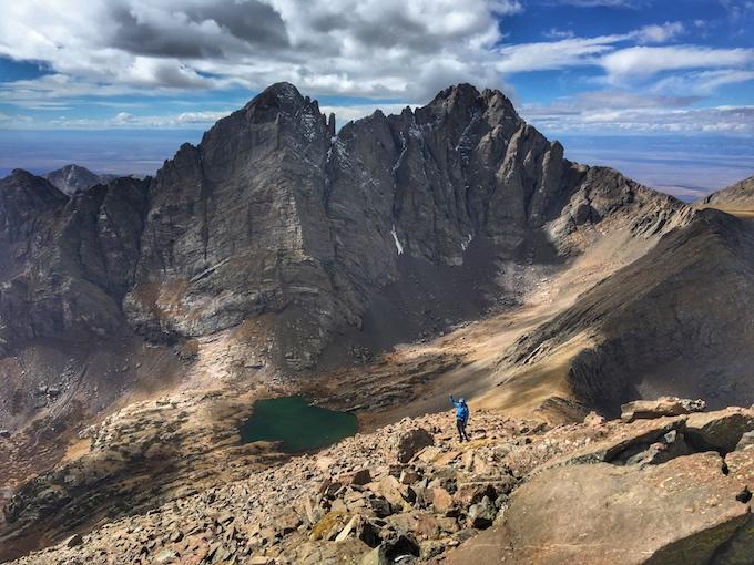 Humboldt Peak, 2018