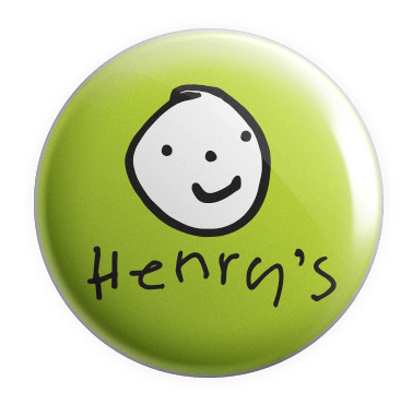logo for Henry's Cafe