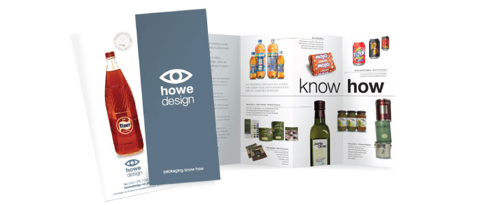 Re packaging a Design Agency