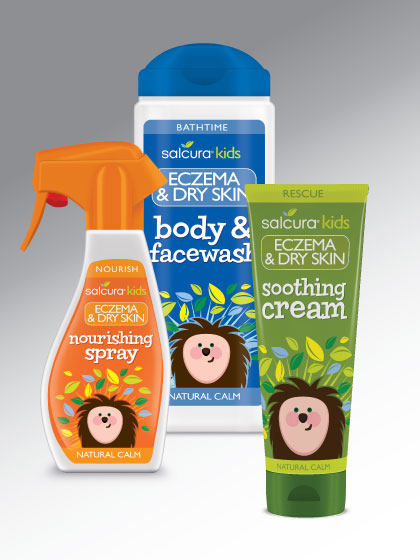 salcura packaging design