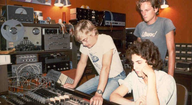 Recording Engineer – Germs, Dils, etc. (1979)