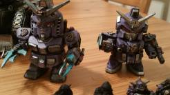Squatnaughts (counts as Grey Knight Dreads)