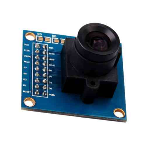 OV7670 Camera Module Supports VGA CIF Auto Exposure Control Display Active Size 640X480