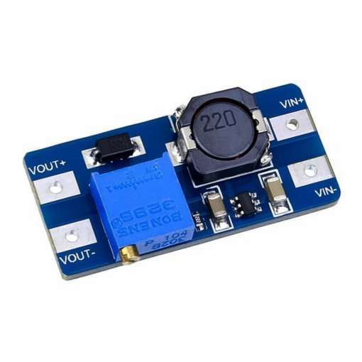 MT3608 Step-Up Adjustable DC-DC Switching Power Module Boost Converter