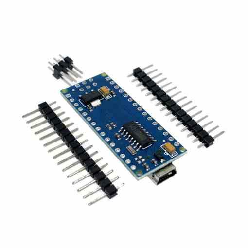 PHI1011877 – Arduino Nano 3.0 Atmel ATmega168 Mini-USB Board – Compatible 02