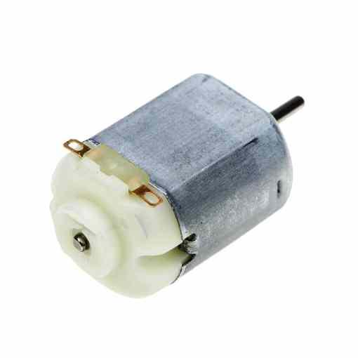 130 Size 3V – 6V Small Electric DC Motor