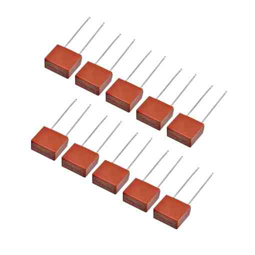 T6300mA 250V Square 382 TR5 Fuse – Pack of 10
