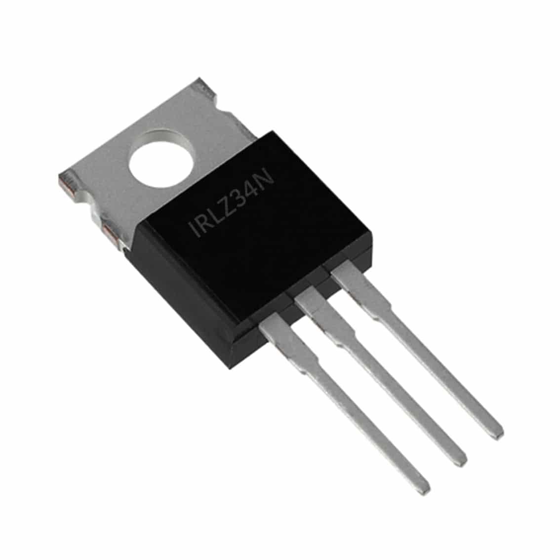 IRLZ34N 55V 30A N-Channel MOSFET Transistor Pack of 10