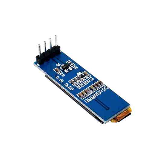 PHI1072033 – 0.91 White OLED Display Module – 128px x 32px 02