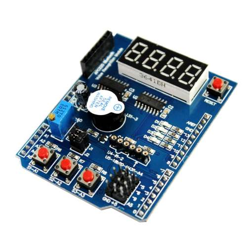 PHI1012229 – UNO Multifunction Expansion Board Shield 02