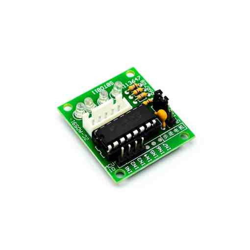 PHI1072185 – 28BYJ-48 5V Stepper Motor with ULN2003 Driver Module 02