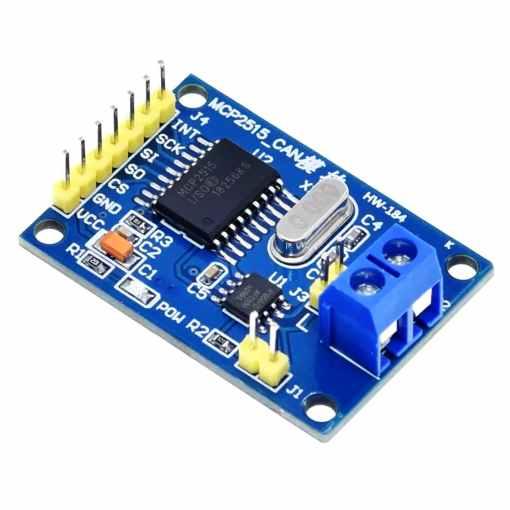 PHI1072260 – MCP2515 Can Bus Module TJA1050 Receiver Board 02