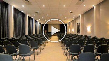 Aula Magna Escuela Superior de Guerra - PhiSigma Interactive - Matterport