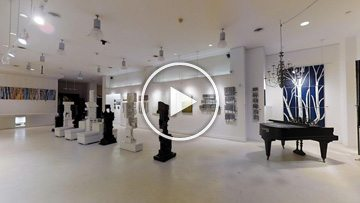 Galerie 203 - Matterport - PhiSigma Interactive