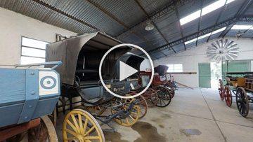 Museo de Carruajes 1 - Estancia San Ceferino - Matterport - PhiSigma Interactive