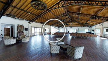 Salón Pinares - Estancia San Ceferino - Matterport - PhiSigma Interactive
