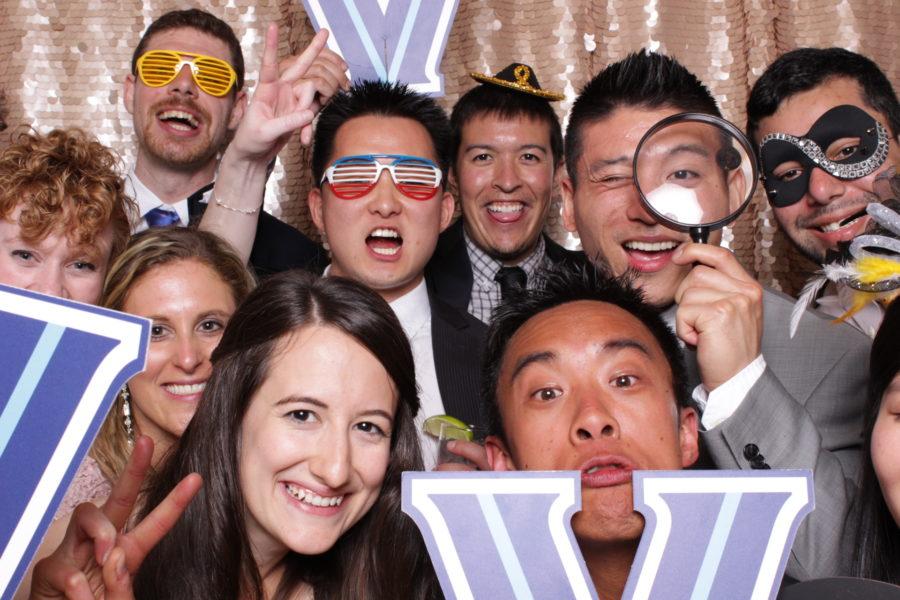 Los Angeles Photo Booth Palos Verde Wedding