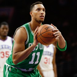 Professional basketball player for the Boston Celtics