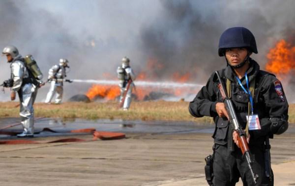 RCAF-Australia training called off, National, Phnom Penh Post
