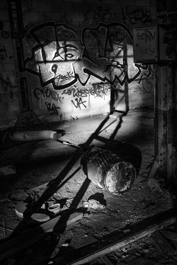 Jeux de lumière - Christian Coulon
