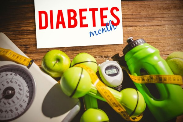 Get Healthy During American Diabetes Month