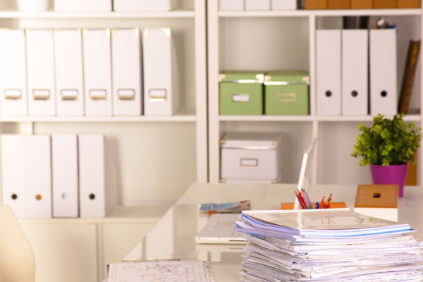 Tips to Tidy Your Office During Get Organized Month