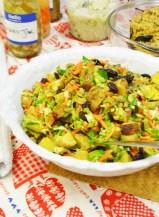 phoebespurefoodbrussels salad