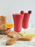 cherry smoothie phoebes pure food