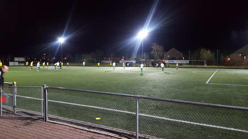 Mannheimer Fußball Club Phönix 02 e.V. gegen VfB Gartenstadt