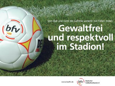 Mannheimer Fußball Club Phönix 02 e.V. - MFC Phönix - Gewaltfrei im Stadion bfv
