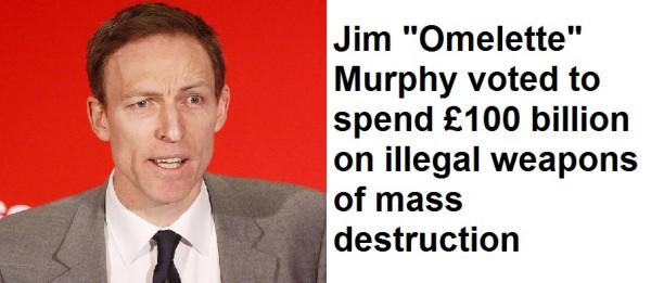 Jim Murphy Loves Nukes