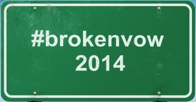 Brokenvow Sign