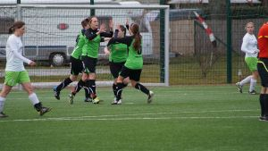 Phönix Damen vs Stirpe 22.03.2015
