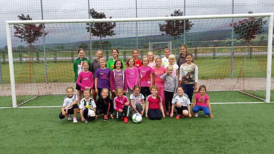 Phönix Höxter Fussballschule 2015
