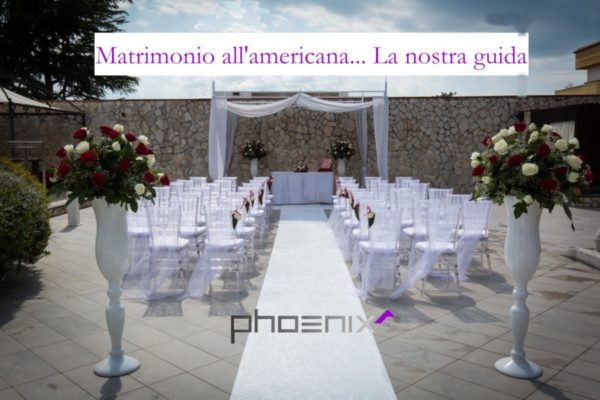 Matrimonio all'Americana: Idee per Sposarsi all'Aperto!