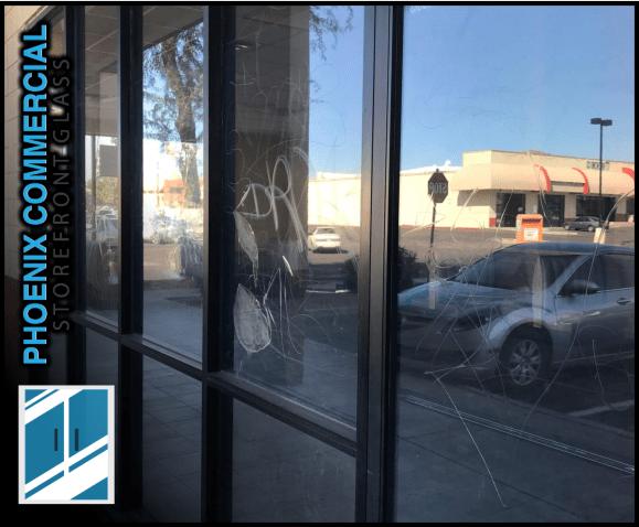 84 phoenix commercial storefront glass repair install storefront window door 4