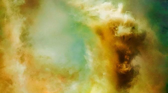 Fantasy – close up of pareidolia creature in smoke
