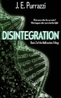 Book Cover: Disintegration