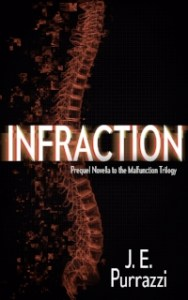 Book Cover: Infraction