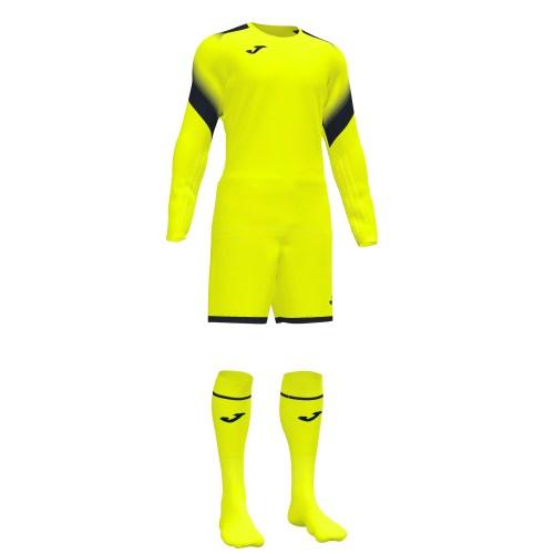 Yellow Zamora GK Kit