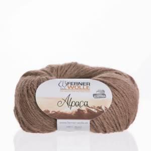Alpaca 100 (mittelbraun109)Ferner AlpakaAlpaca 100 (mittelbraun109)