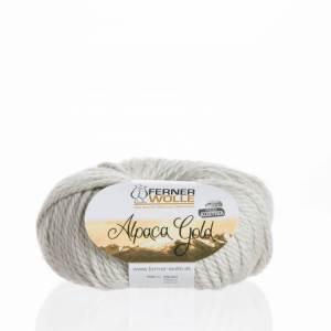 Ferner Alpaka Goldvon Ferner Wolle Alpaca Gold 125 (hellgrauA02)