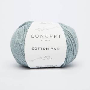 COTTON YAK (110-Hellblau)