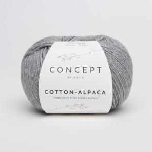 Cotton Alpaca von Katia