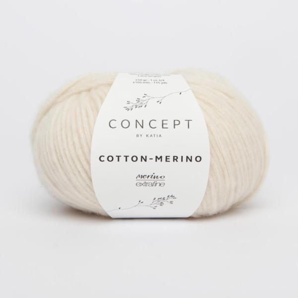 COTTON-MERINO 100