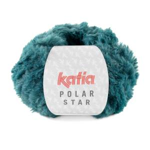 POLAR Star Faux-Fur (302-Grünblau-Gold)