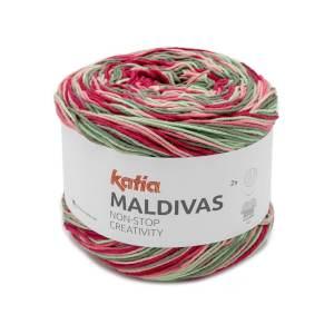 Maldivas (83-Rot-Grün)