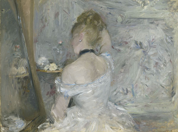 Woman at Her Toilette, 1875-80