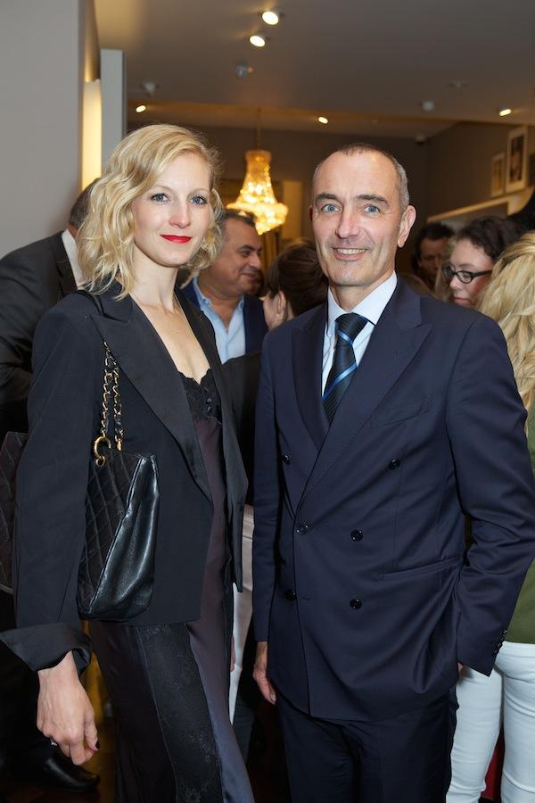 R&P_Savannah Miller and Alain Prost